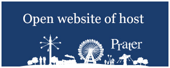 Open website of host Prater Vienna